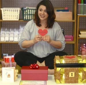 Stephanie Pelly and The Hidden Treasure