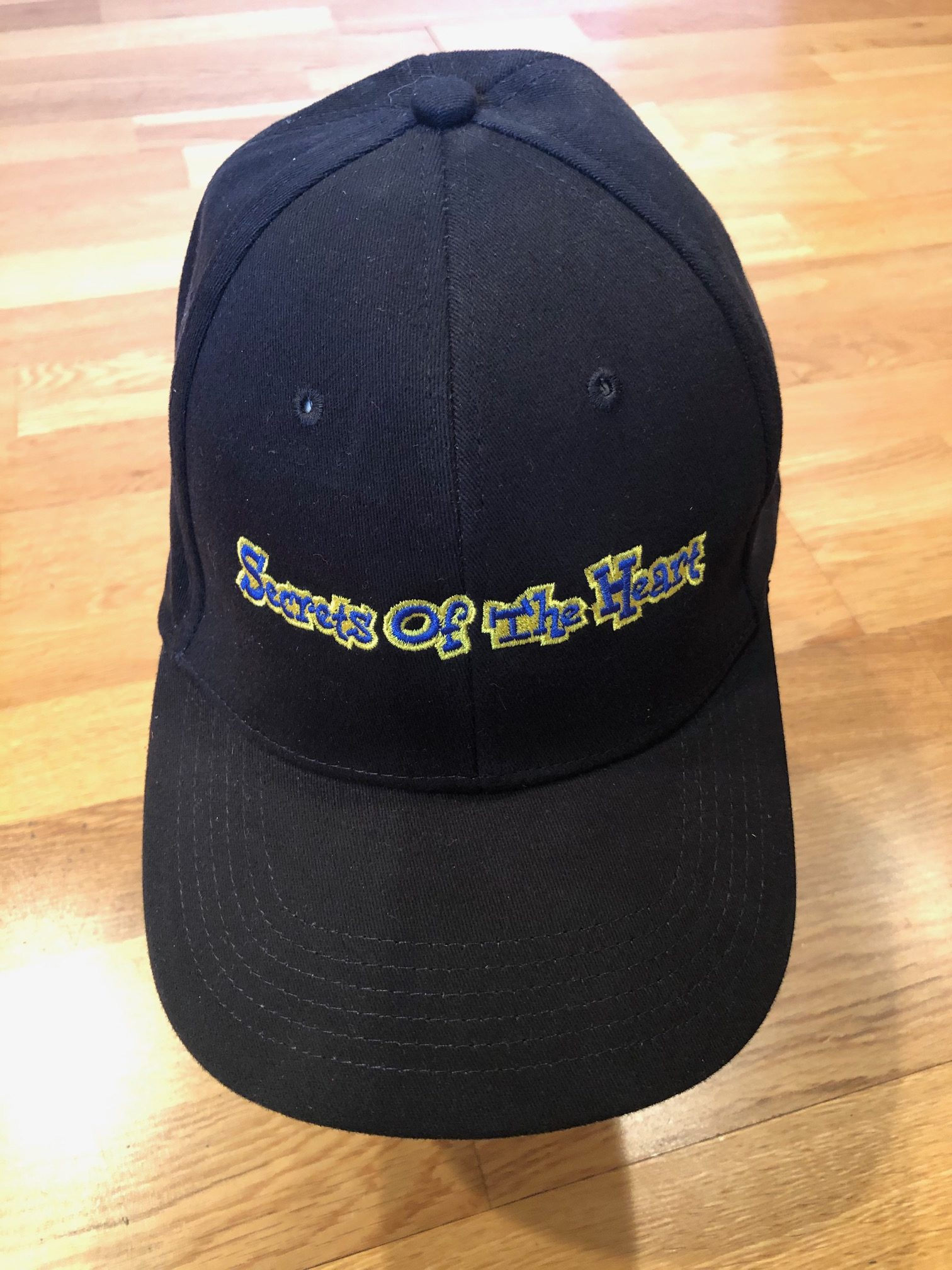 Secrets of The Heart Baseball Cap
